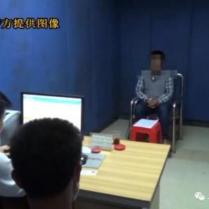 郁南:我县查处一起阻碍交警执行公务案