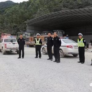 云安交警强化源头管理 约谈辖区石场负责人